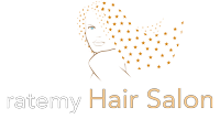 hair salon review logo